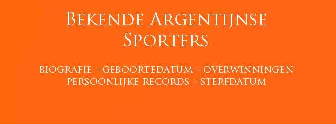 Argentijnse Sporters