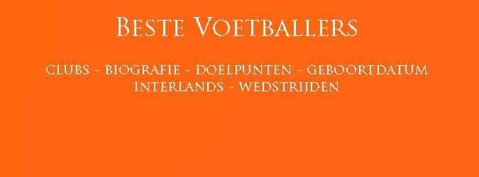 Beste Voetballers Aller Tijden Doelpunten Interlands