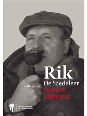 Biografie Rik De Saedeleer van Carl Huybrechts
