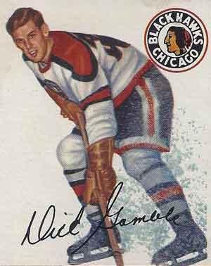Dick Gamble Canadese IJshockeyer