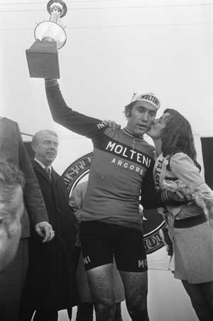 Eddy Merckx Amstel Gold Race 1973