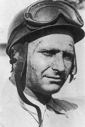 Juan Manuel Fangio Argentijnse Autocoureur