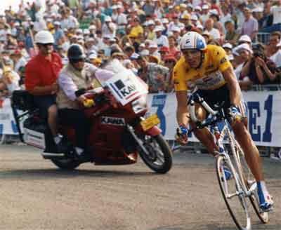Miguel Indurain Ronde van Frankrijk 1993