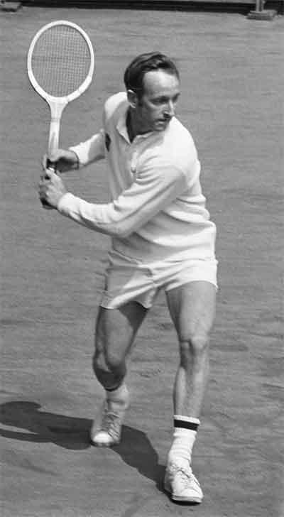 Rod Laver Australische Tennisser
