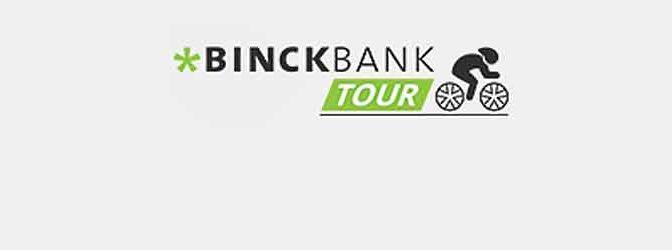 Binckbank Tour 2018 Etappes Uitslag en Winnaars
