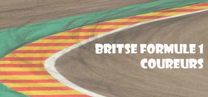 Britse Formule 1 Coureurs uit Engeland en Schotland Informatie