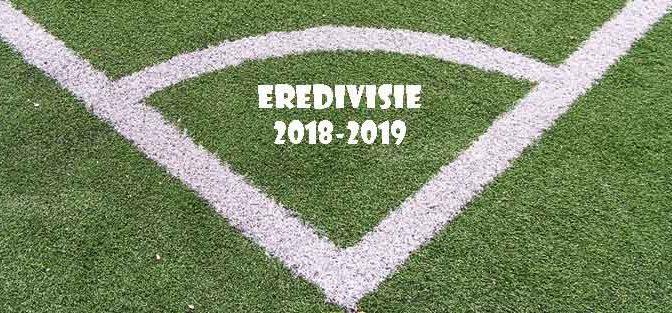 Eredivisie 2018-2019 Wedstrijden Programma Uitslagen Clubs