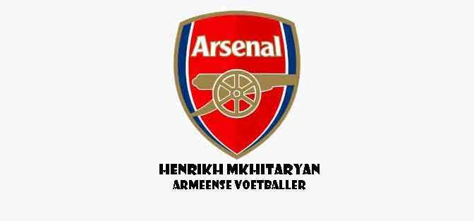 Henrikh Mkhitaryan Armeense Voetballer