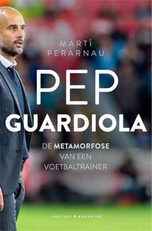 Pep Guardiola Boek Spaanse Voetbalcoach