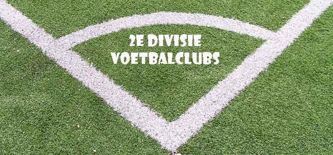 2e Divisie Voetbalclubs
