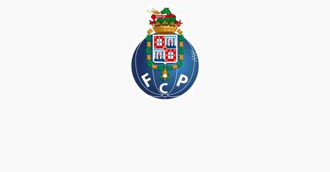 FC Porto Spelers Selectie Porto Voetballers