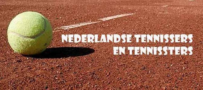 Nederlandse Tennissers en Tennissters