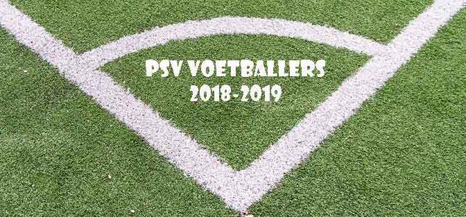 PSV Voetballers Selectie 2018-2019 PSV Spelers Trainer