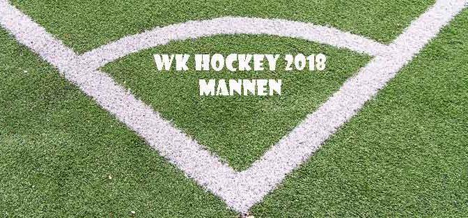 WK Hockey 2018 Mannen Wedstrijden Uitslagen Programma Landen