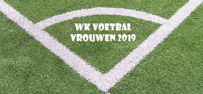 WK Voetbal voor Vrouwen 2019