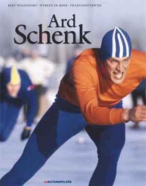 Schaatsboeken Ard Schenk Biografie