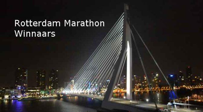 Rotterdam Marathon Winnaars