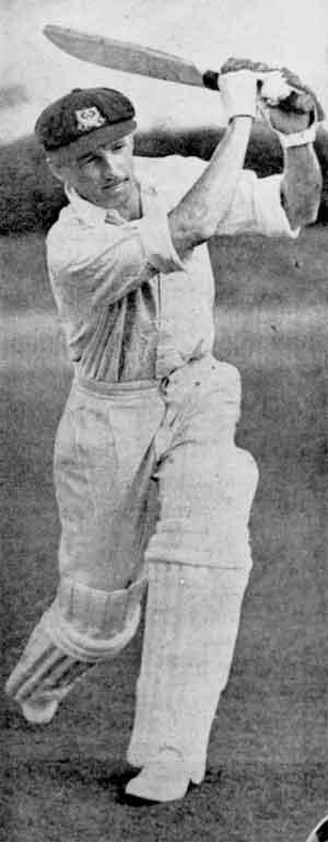 Donald Bradman Australische Cricketer