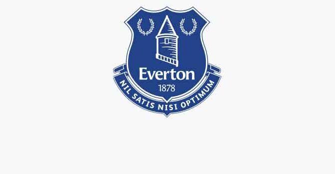 Everton Spelers Selectie Voetballes van Everton